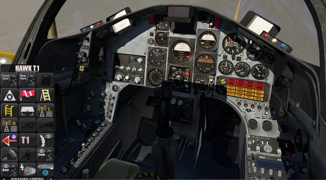 Hawk T1/A Advanced Trainer (for X-Plane 11)