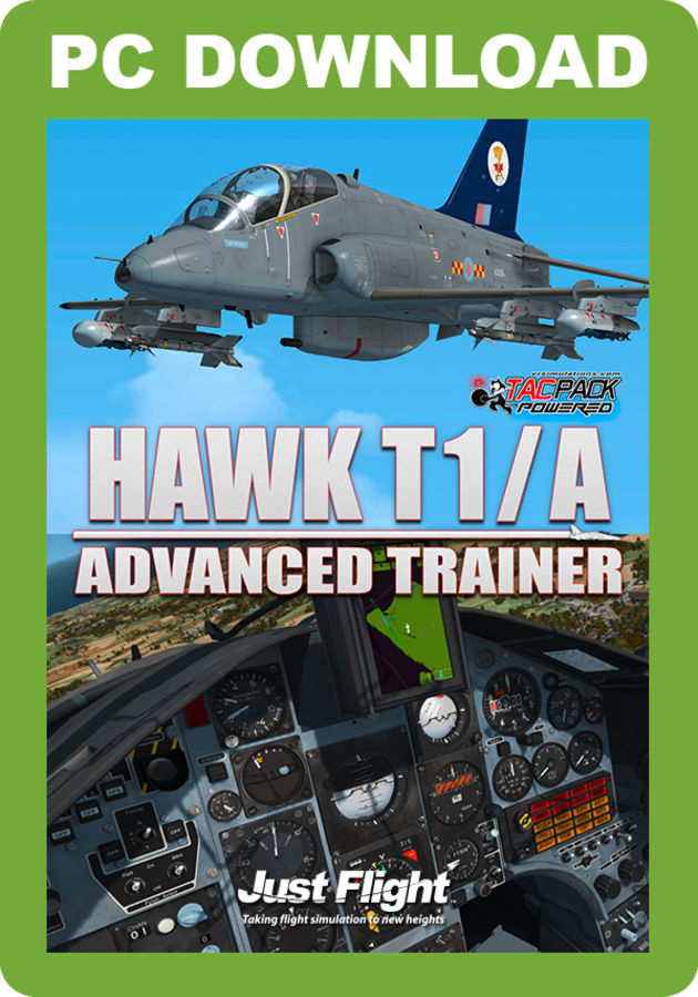 Just Flight - Hawk T1/A Advanced Trainer (for FSX & P3D)