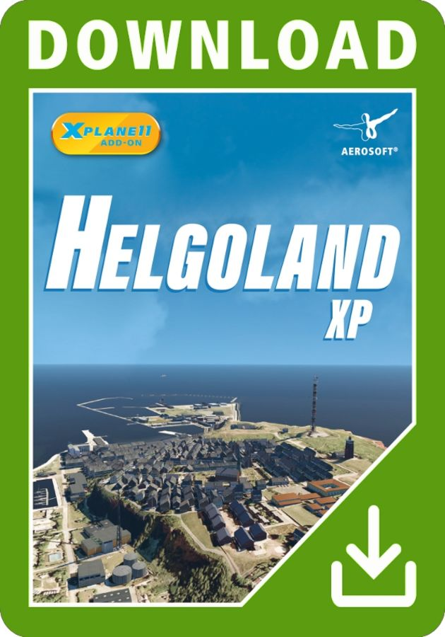 Just Flight - Helgoland XP