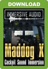 Immersive Audio - Maddog X Cockpit Sound Immersion
