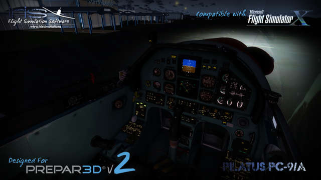 IRIS - Pro Training Series - Pilatus PC-9/A [FSX/P3D]