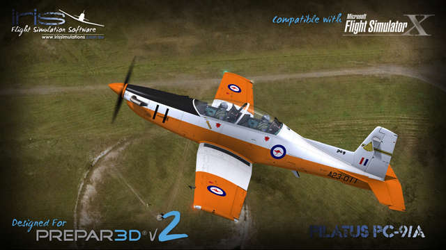 IRIS - Pro Training Series - Pilatus PC-9/A [FSX]