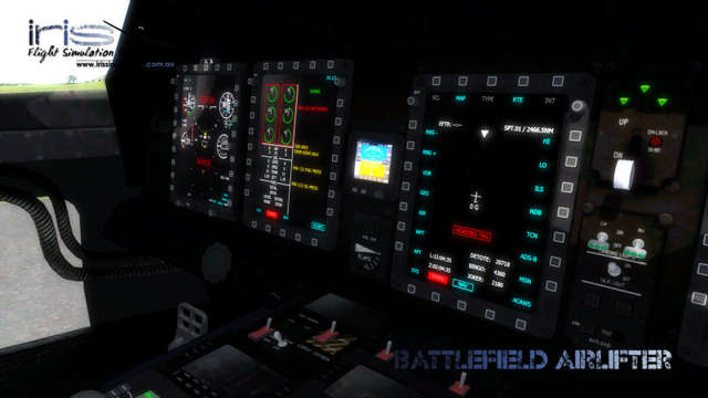 IRIS Battlefield Airlifter (FOR P3D)