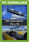 IRIS Simulations - Pro Training Series - Texan Driver (for FSX & P3D)