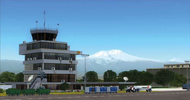 Image result for Kilimanjaro Airports
