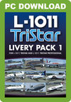 L-1011 TriStar Livery Pack 1