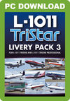 L-1011 TriStar Livery Pack 3