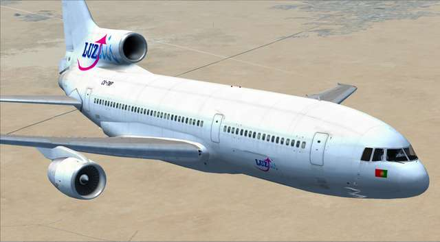 L-1011 TriStar Livery Pack
