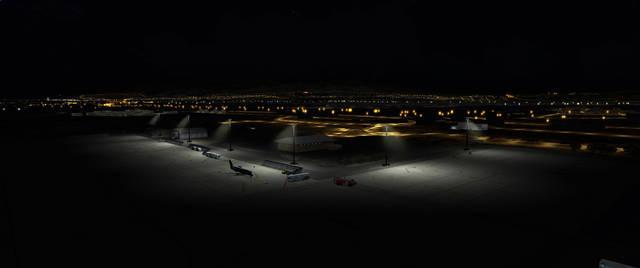 Just Flight - LEAM - Almeria Airport (for FSX & P3D v3)