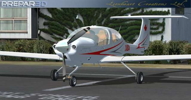 Lionheart Creations Diamond Star DA40 XLS