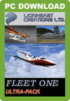 Lionheart Creations Fleet One Ultra-Pack 1