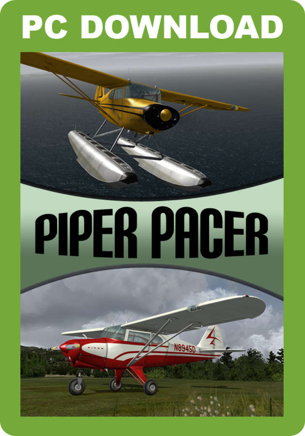 Just Flight - Lionheart Creations Piper Pacer