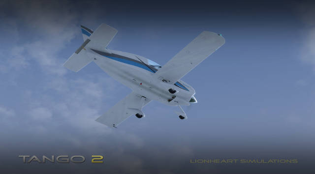 Lionheart Creations Tango 2 by Revolution Aviation