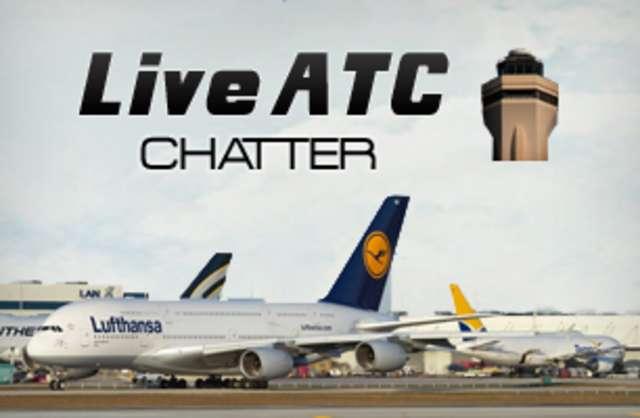 Just Flight - Live ATC Chatter