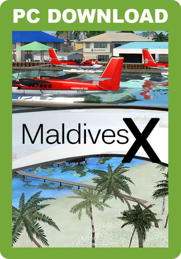 Just Flight - Maldives X