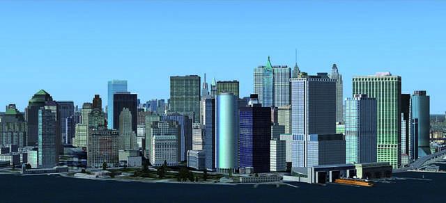 Just Flight - Manhattan X