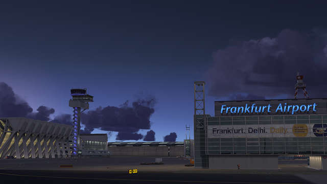 Mega Airport Frankfurt V2.0 (for FS2004)