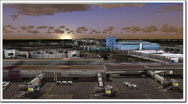 Just Flight - Mega Airport Helsinki