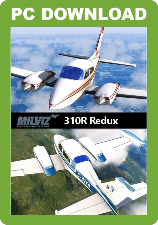 Just Flight - MilViz 310R Redux