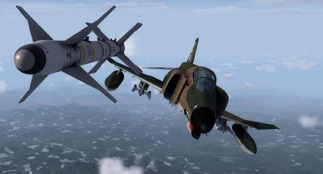 Just Flight - MilViz Advanced Series: F-4E Phantom II