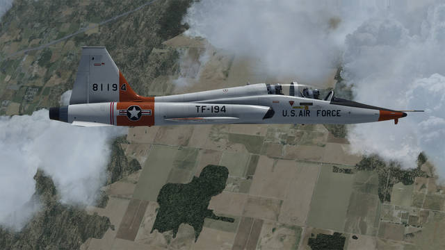 MilViz Advanced Series: T-38A Redux