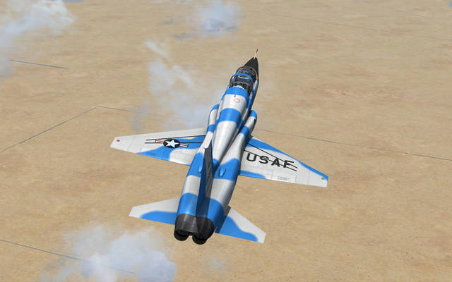 MilViz Advanced Series: T-38A Talon