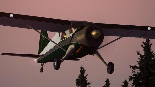 Just Flight - MilViz DHC-2 Beaver