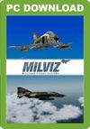 MilViz F-4E Phantom II TacPack Add-on