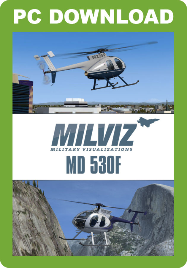 Just Flight - MilViz MD530F