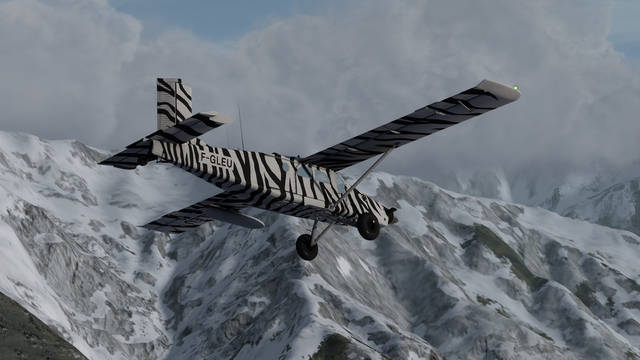 Just Flight - Milviz PC-6 Porter