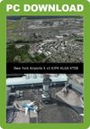 New York Airports X v2 KJFK KLGA KTEB