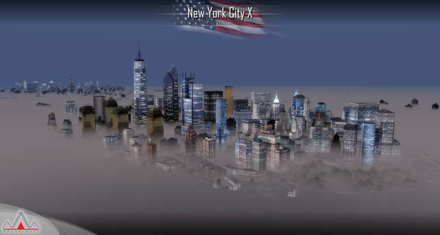 New York City X v2