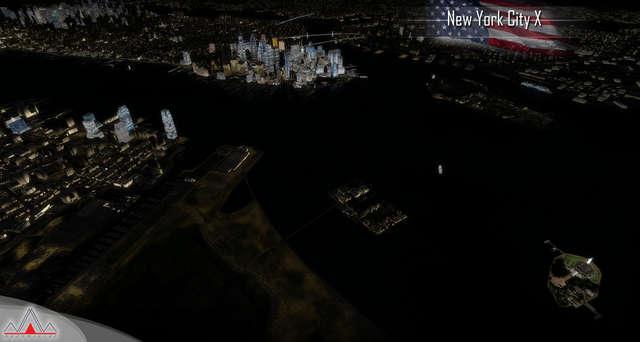 Just Flight - New York City X v2
