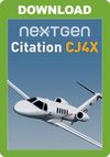 NextGen Simulations Citation CJ4X (for FSX/P3D)