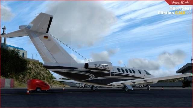 NextGen Simulations Citation CJ4X v2 (for P3Dv4.4+)
