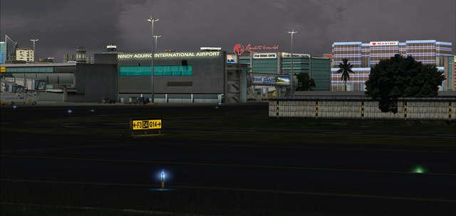 Just Flight - Ninoy Aquino Intl  Airport and Metro Manila