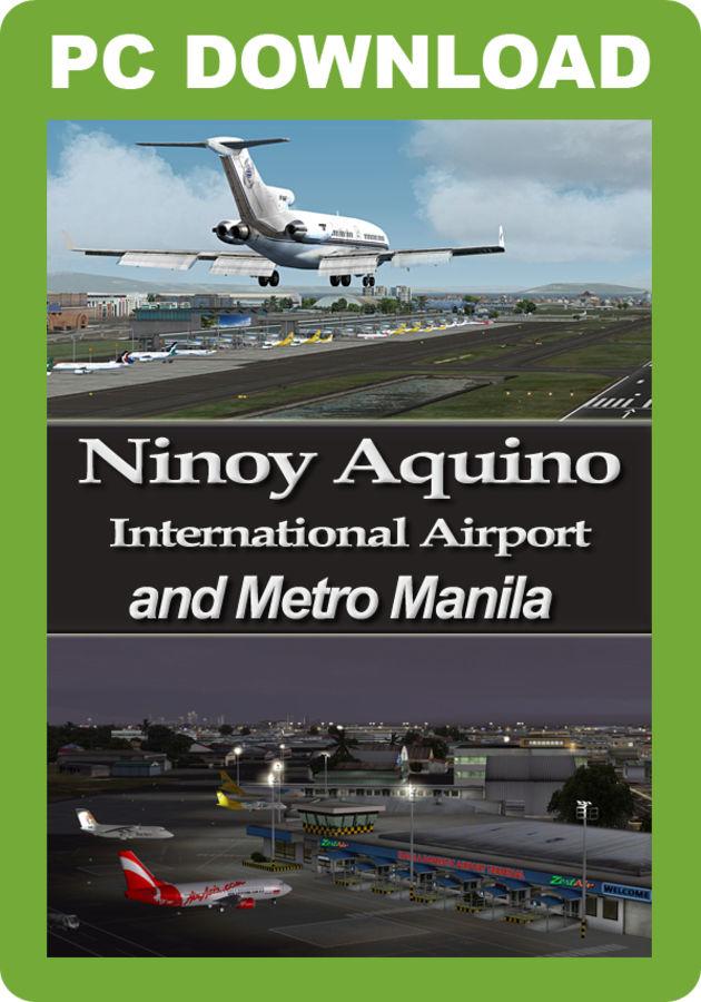 Ninoy Aquino Intl  Airport and Metro Manila - Just Flight