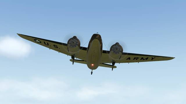 oliXsim Lockheed Lodestar Model 18
