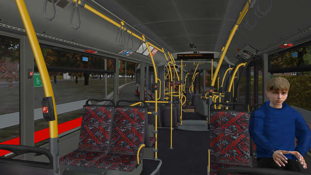 OMSI 2 Add-on - Bi-articulated Bus AGG 300
