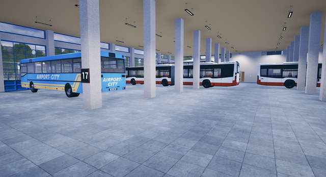 OMSI 2 Add-On - Bus Company Simulator