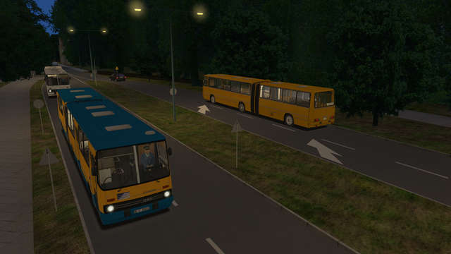 OMSI 2 Add-on - Citybus i280 Series