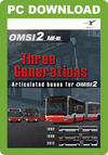 OMSI Bus Simulator 2 - Three Generations add-on