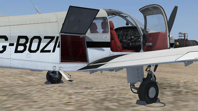 PA-28-161 Warrior II (for P3D)