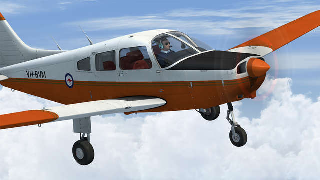 Just Flight PA 28 161 Warrior II For P3D