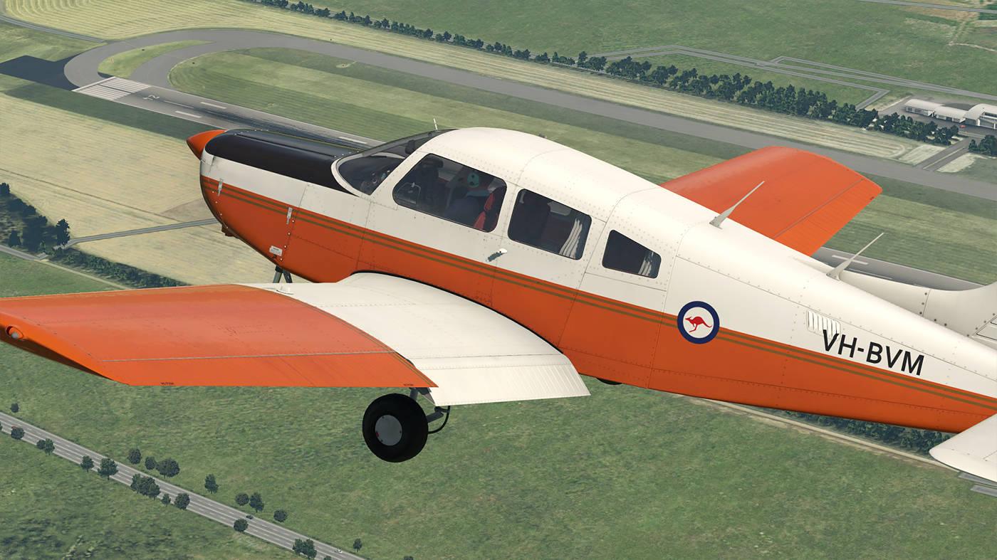 PA-28-161 Warrior II (for X-Plane 11) - Just Flight