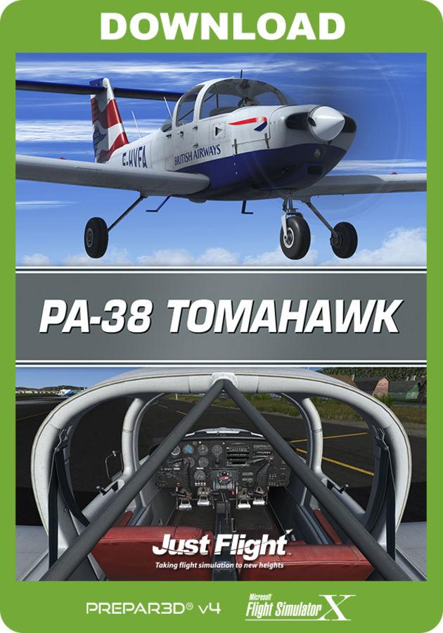 PA-38 Tomahawk (for P3D & FSX) - Just Flight