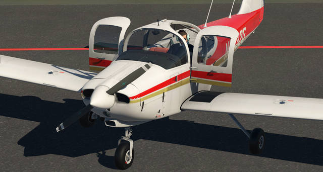 PA-38 Tomahawk (for X-Plane 11)
