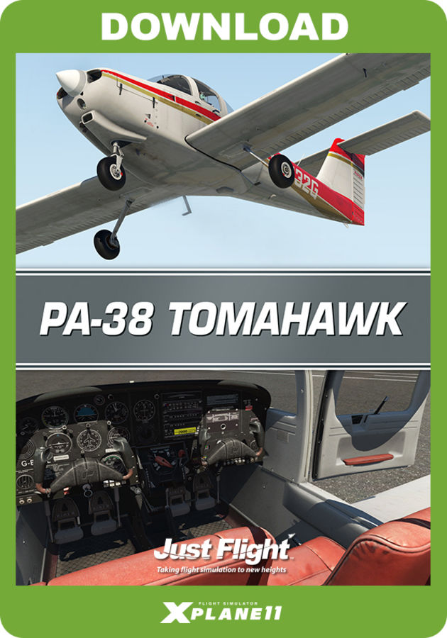 Just Flight - PA-38 Tomahawk (for X-Plane 11)