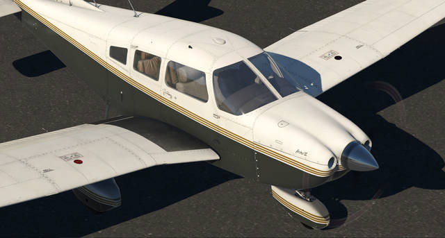 PA-28-181 Archer III (for X-Plane 11)