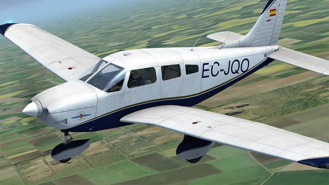 Just Flight - PA-28-181 Archer III (for P3D & FSX)
